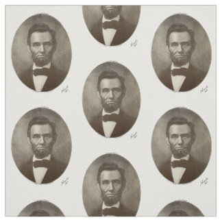Tela Presidente republicano americano de Abe Abraham