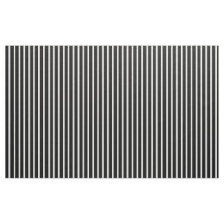 Tela rayada blanco y negro o SUS COLORES
