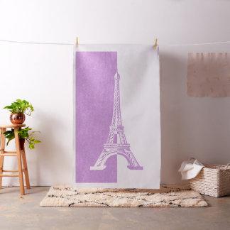 Tela Regalos femeninos rosados de la torre Eiffel el |