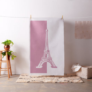 Tela Regalos frescos color de rosa polvorientos de la