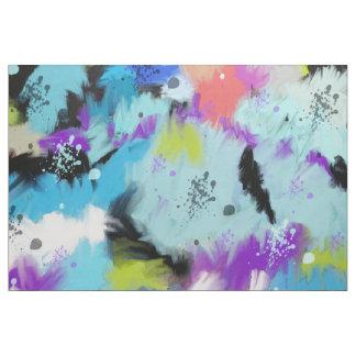 Tela Tonalidades artísticas de la acuarela abstracta