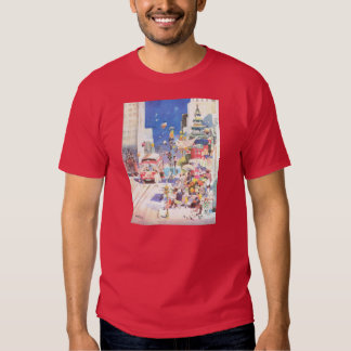 Teleférico Chinatown de San Francisco de la Camiseta