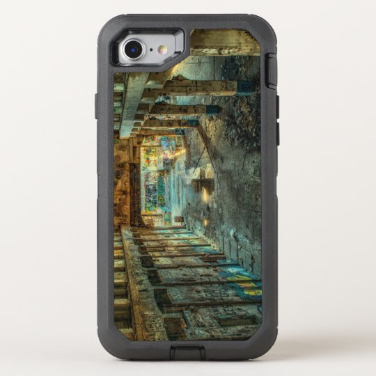 Teléfono desconocido funda OtterBox defender para iPhone 7