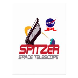 Telescopio espacial de Spitzer Tarjetas Postales