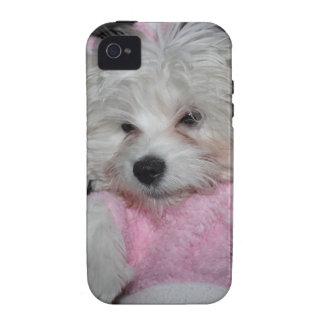 Tema de encargo de la foto del mascota Case-Mate iPhone 4 carcasa