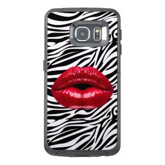 Tema de la belleza de la moda funda OtterBox para samsung galaxy s6 edge