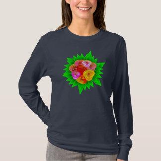 Tema de la camiseta de los rosas - los rosas