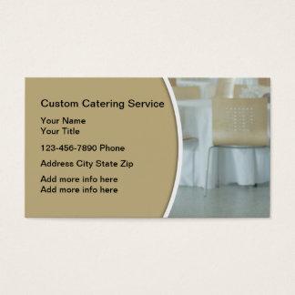 Tema del negocio de abastecimiento tarjeta de negocios