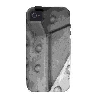Tema Digital Art de la construcción Case-Mate iPhone 4 Carcasa