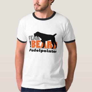 Tema la barba - Pudelpointer Camiseta