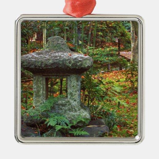 Templo de Giohji, Arashiyama, Kyoto, Japón Ornamento De Reyes Magos