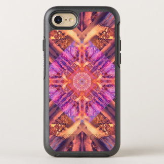 Templo de la mandala de dios del cielo funda OtterBox symmetry para iPhone 8/7