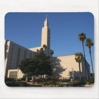 Templo de LDS - Los Ángeles, CA Alfombrilla De Ratón