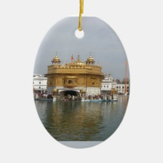 TEMPLO DE ORO: Amritsar la India Adornos De Navidad