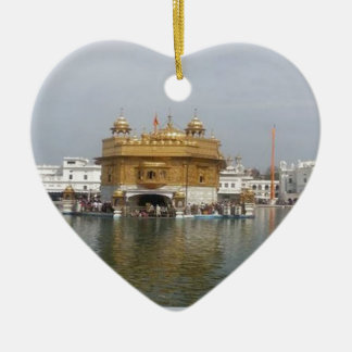 TEMPLO DE ORO Amritsar la India Ornaments Para Arbol De Navidad