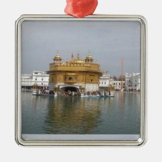 TEMPLO DE ORO: Amritsar la India Ornamentos De Navidad