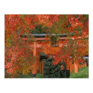 Templo de Yoshimine, Nagaoka, Kyoto, Japón Postal