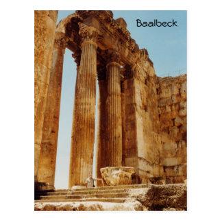 Templo del Bacchus Postal