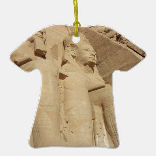 Templo Egipto de Abu Simbel Ornamento De Reyes Magos