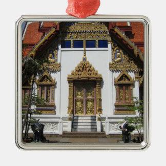 Templo en Tailandia Adorno Para Reyes