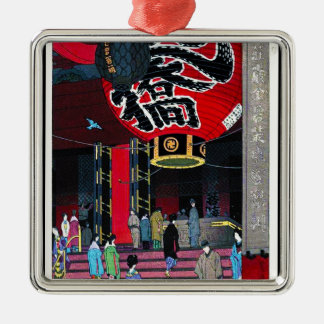 Templo grande oriental fresco de Asakusu de la lin Ornamentos De Reyes Magos