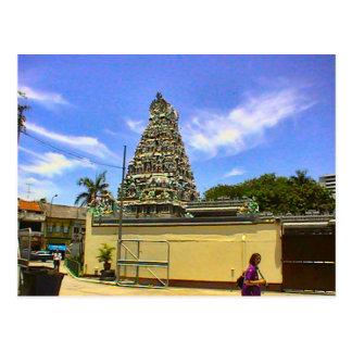 Templo hindú, camino de Serangoon Postal