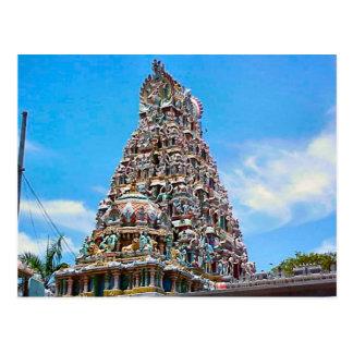 Templo hindú, gopuram postal