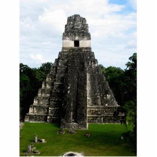 Templo I, Tikal, Guatemala Esculturas Fotográficas