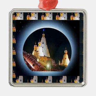 Templo indio Decoraciones de Diwali Ornaments Para Arbol De Navidad