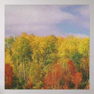 Temporada de otoño canadiense: BARATO sensual Póster