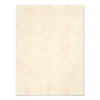 Temporeros de papel antiguos beige del pergamino impresiones fotograficas