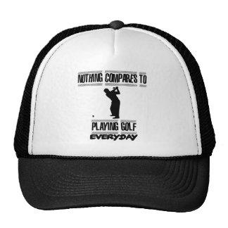 Tender diseños frescos del golf gorra