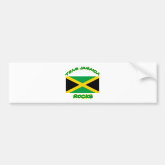 Tender DISEÑOS jamaicanos Pegatina Para Coche