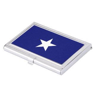 """Tenedor de la tarjeta de visita de la bandera Caja De Tarjetas De Negocios"