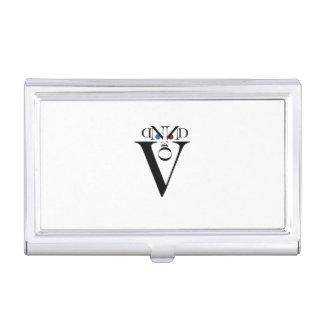 Tenedor de la tarjeta de visita de la cara de la cajas de tarjetas de presentación