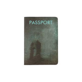 Tenedor del pasaporte 'el meeting portapasaportes