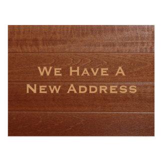 Tenemos una nueva postal de la dirección