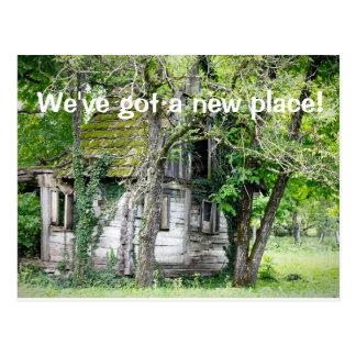 Tenemos una nueva postal del lugar