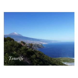 Tenerife/Teneriffa Tarjeta Postal