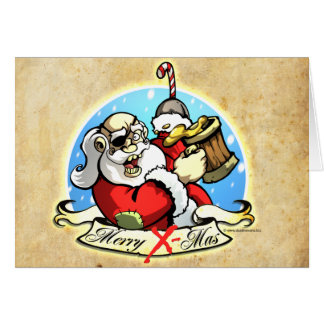 ¡Tenga navidad alegre de un Rogelio! Tarjeta De Felicitación