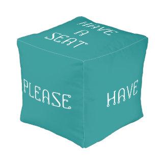Tenga Seat satisfacen el taburete del cubo del