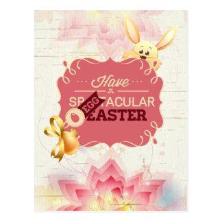 Tenga un Eggtacular Pascua Postal