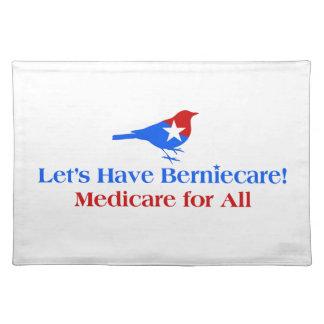 Tengamos Berniecare - Seguro de enfermedad para Salvamanteles