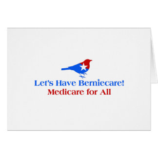 Tengamos Berniecare - Seguro de enfermedad para Tarjeta