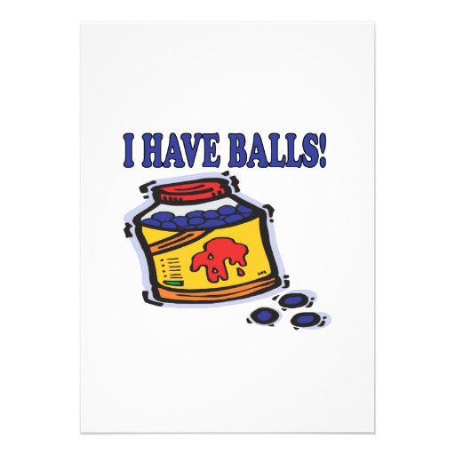 Tengo bolas anuncio