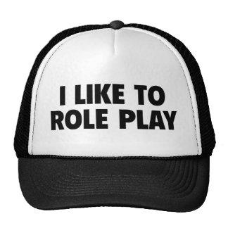Tengo gusto al juego del papel gorra