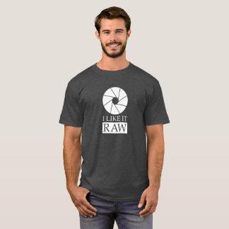 Tengo gusto de él CRUDO Camiseta
