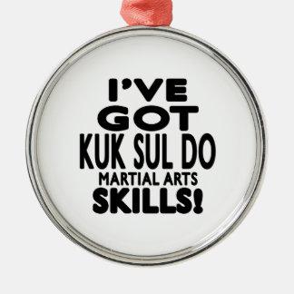 Tengo Kuk Sul hago habilidades del arte marcial Adorno Para Reyes