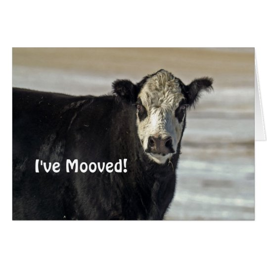¡Tengo Mooved! Tarjeta de felicitación