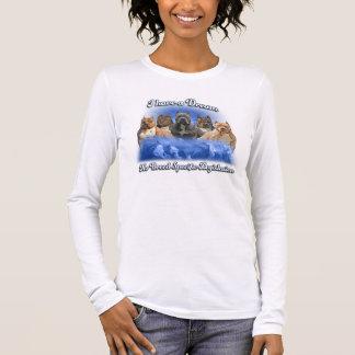 Tengo un sueño, ninguna legislación del específico camiseta de manga larga